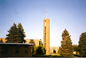 Photo Credit: Google Images. University of Great Falls Bell Tower.
